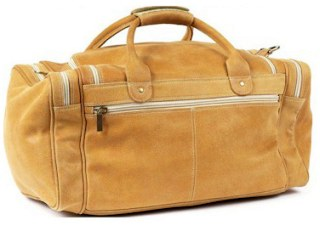 Hamptons Distressed Leather Duffle Bags 68a1715b5b464